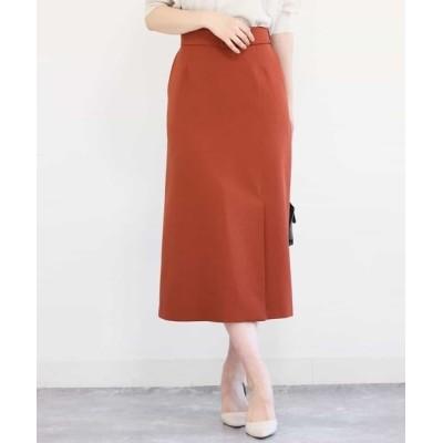 MK MICHEL KLEIN homme / 【洗える】台形シルエットスカート WOMEN スカート > スカート