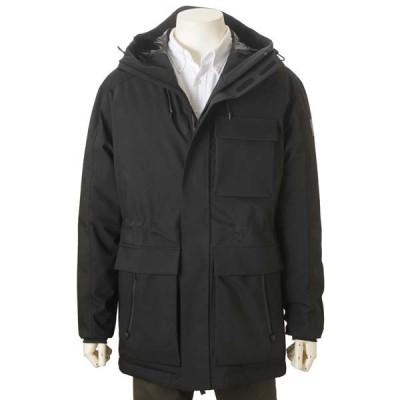 タトラス TATRAS ダウンジャケット メンズ ブラック 黒 MTLA20A4110 01 CAVER ケイヴァ ウール ダウンコート