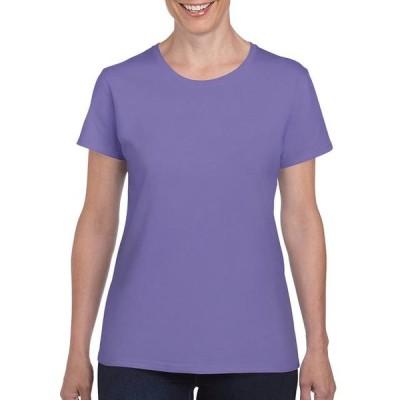レディース 衣類 トップス Gildan Women's Heavy Cotton T-Shirt - G5000L Tシャツ