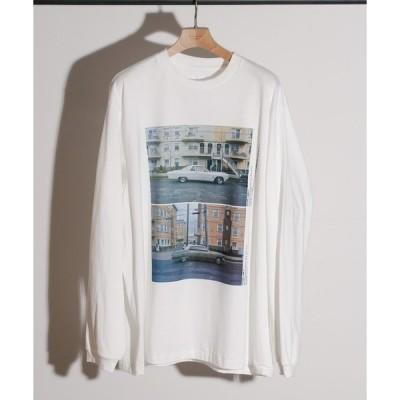 tシャツ Tシャツ JANESMITH ジェーンスミス / CADILLAC PLYMOUTH LONG SLEEVE T-SHIRT アーティストコ