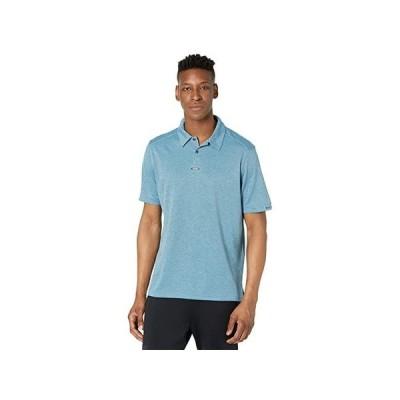 オークリー Gravity Short Sleeve Polo 2.0 メンズ シャツ トップス Poseidon