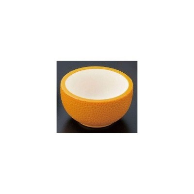PP珍味入れ みかん(100個入) 大 M11-363 【品番】QTV4301