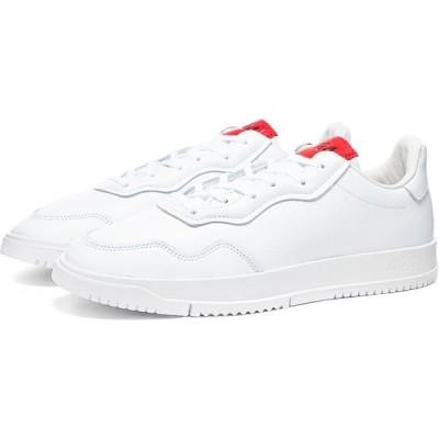 アディダス Adidas Consortium メンズ スニーカー シューズ・靴 adidas x 424 sc premiere White/Red