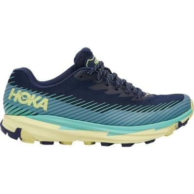 ホカ オネオネ HOKA ONE ONE レディース ランニング・ウォーキング シューズ・靴 Torrent 2 Black Iris
