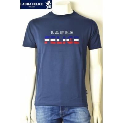 30%OFFセール! ラウラフェリーチェ Laura Felice 2021春夏新作 メンズ 半袖Tシャツ