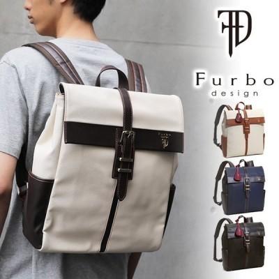 フルボデザイン メンズ バックパック リュックサック バッグ ミラノ A4サイズ対応鞄 FRB010