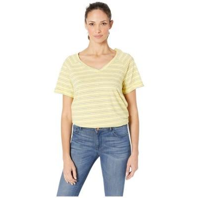 コロンビア Columbia レディース Tシャツ トップス summer time t-shirt ii Sunnyside Stripe