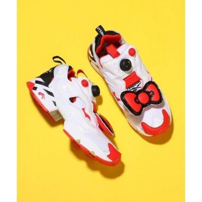 スニーカー Reebok インスタポンプ フューリー OG 'ハローキティ'[InstaPump Fury OG Shoes]リーボック eh2798