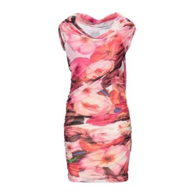 MSGM チューブドレス  レディースファッション  ドレス、ブライダル  パーティドレス フューシャ
