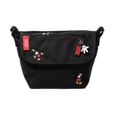 マンハッタンポーテージ(Manhattan Portage) メッセンジャーバッグ Casual Messenger Bag ミッキーマウス Mickey Mouse 2020 ブラック MP1603MIC20