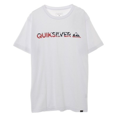 アウトレット価格 【30%OFF】クイックシルバー QUIKSILVER  M&W ISLAND ST T-shirts