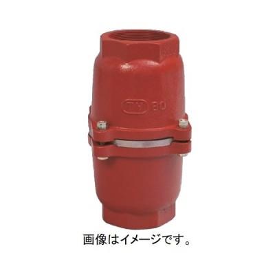 大阪継手バルブ製作所:フートバルブ 鋳鉄要部ステンレス 捻込型中間 型式:FC3733SUS40(TV-231-40)
