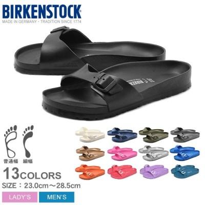 ビルケンシュトック サンダル レディース メンズ マドリッド EVA MADRID BIRKENSTOCK 靴 ブランド