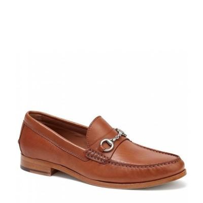 トラスク Trask メンズ ローファー シューズ・靴 seaton leather loafer Cognac