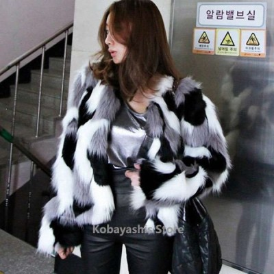 コートレディース毛皮コートファーコート30代40代韓国風エコファーフェイクファーコートショート丈ジャケット大きいサイズ毛皮