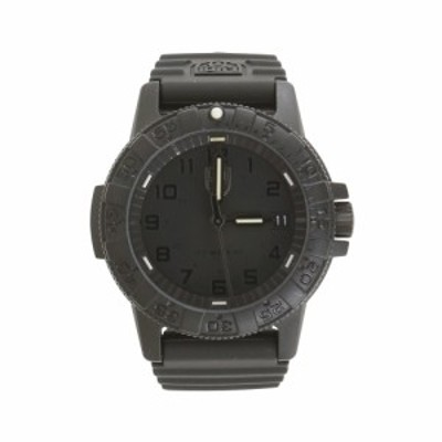 LUMINOX(LUMINOX)LEATHERBACK SEA TURTLE 0300SERIES Ref.0301Blackout 0301.BO (Men's、Lady's)