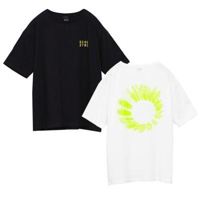 BAGARCH バガーチ Short Sleeve T-shirt  LIVE live BGHB COLLABO-TS BH-1305 ストリート AK-69 ak69 エーケー かっこいい おしゃれ モテる STREE