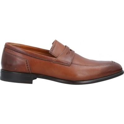 バリー BALLY メンズ ローファー シューズ・靴 Loafers Tan