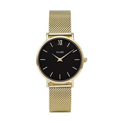 CLUSE Womens Analogue Classic Quartz Connected Wrist Watch with Stainless Steel Strap CL30012 並行輸入品