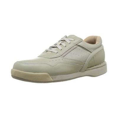 Rockport Men's M7100 Pro Walker Walking Shoe,Sport White/Wheat,9 D(M) US【並行輸入品】