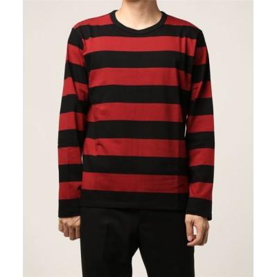 agnes b. / J019 TS ボーダーTシャツ MEN トップス > Tシャツ/カットソー