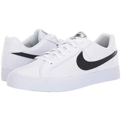ナイキ Court Royale AC メンズ スニーカー 靴 シューズ White/Black