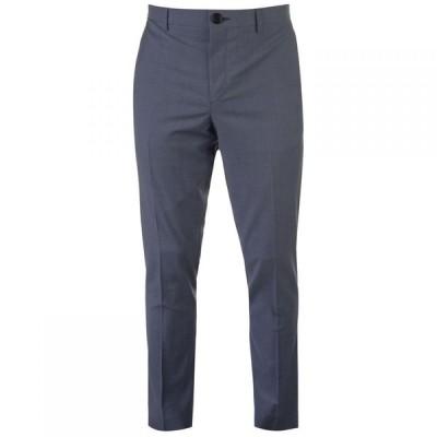 ポールスミス Paul Smith Tailoring メンズ スラックス ボトムス・パンツ Mid Fit Trousers Light Blue