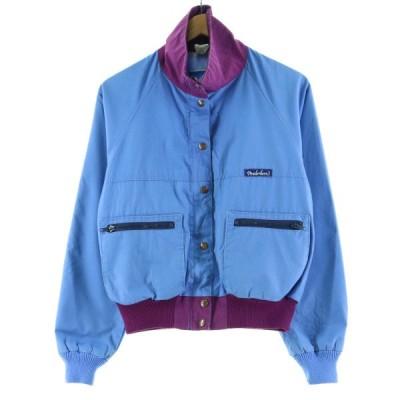 80年代 Powderhorn Mountaineering ブルゾン USA製 レディースM ヴィンテージ /eaa080767