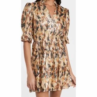 バッシュ Baandsh レディース ワンピース ワンピース・ドレス Gloria Dress Ochre