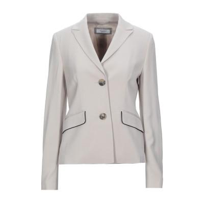 ペゼリコ PESERICO テーラードジャケット ベージュ 42 レーヨン 98% / ポリウレタン 2% テーラードジャケット