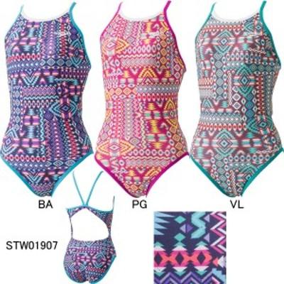スピード(SPEEDO)女性用 トレーニング水着ウイメンズターンズスーツ STW01907