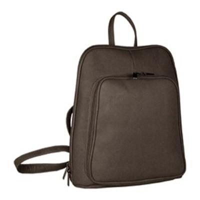 デイビットキング メンズ バックパック・リュックサック バッグ 324 Backpack Brown Leather