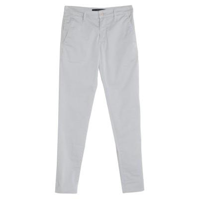 LIU •JO MAN パンツ ライトグレー 44 コットン 97% / ポリウレタン 3% パンツ