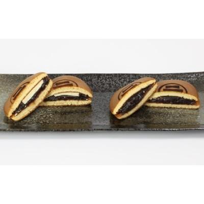 どら焼き・バターどら焼き 各6個 計12個セット【和菓子 木付や】<72-A0278>