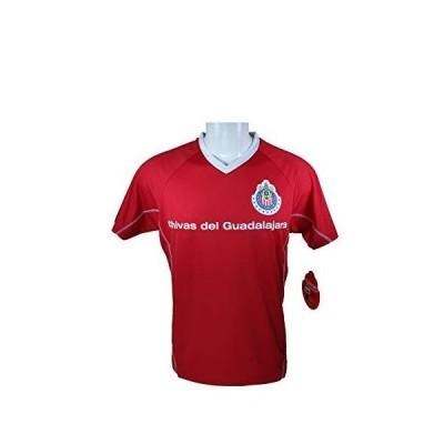Chivas De Guadalajara 大人用サッカトレニングポリジャジ -007 Lサイズ