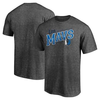 ファナティクス ブランデッド メンズ Tシャツ トップス Dallas Mavericks Fanatics Branded 2021 Noches Ene-Be-A Core T-Shirt