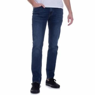 リール REELL メンズ ジーンズ・デニム ボトムス・パンツ - Spider Deep Blue Vintage - Jeans blue