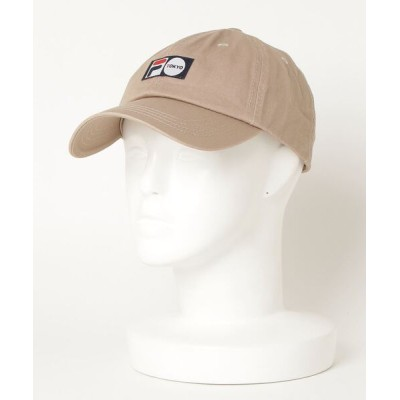 nano・universe / FILA/:FLH TOKYO LABEL LOW CAP MEN 帽子 > キャップ