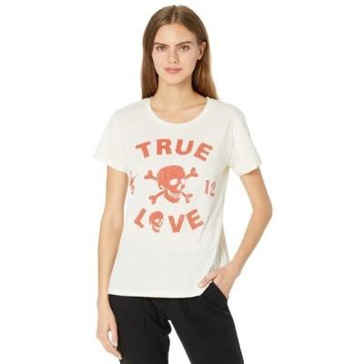 レディース シャツ トップス True Love Recycled Vintage Jersey Everybody Tee