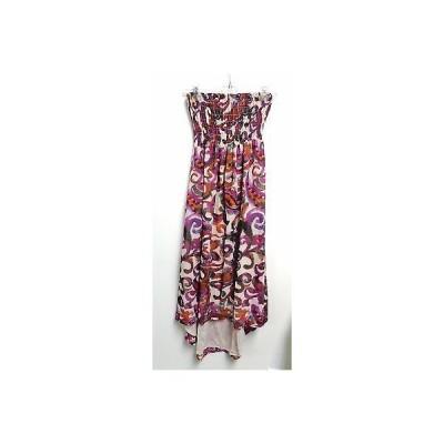 レディース ドレス・ワンピース   PJK Patterson J Kincaid Convertible ドレス スカート マルチカラー サイズ XS
