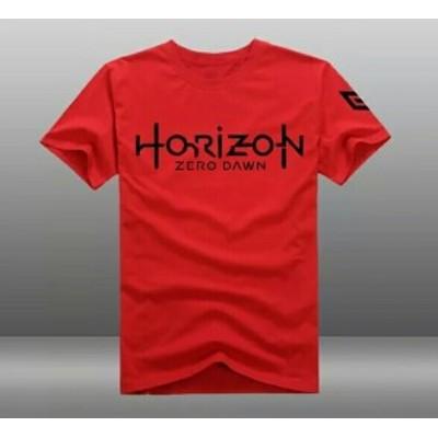 送料無料 高品質 Horizon Zero Dawn ホライゾンゼロドーン Tシャツ 仮装 衣装 コスチューム 小道具 海外限定