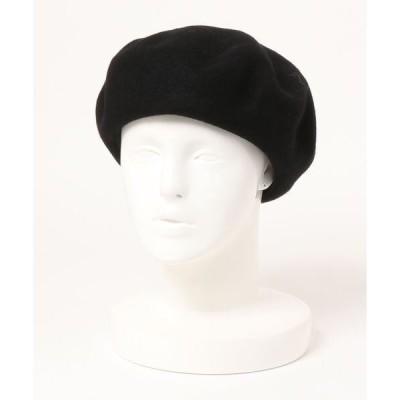 帽子 ビッグフェルトベレー
