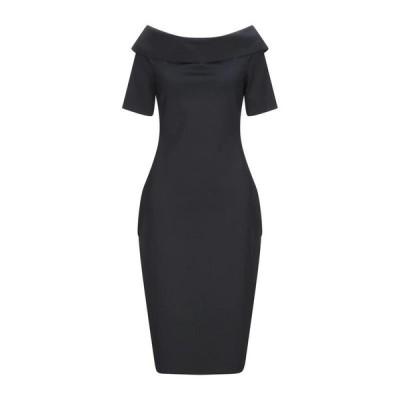 THE ROW チューブドレス  レディースファッション  ドレス、ブライダル  パーティドレス ダークブルー