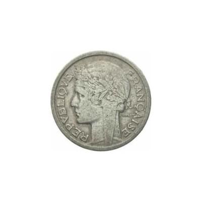 金貨 銀貨 硬貨 シルバー ゴールド アンティークコイン [#546592] Coin, France, Morlon, Franc, 1945, C