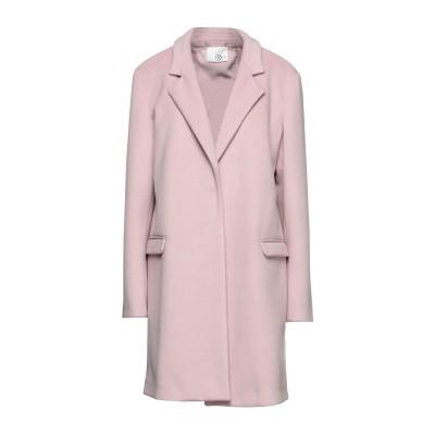 レリッシュ RELISH コート ピンク 40 ポリエステル 75% / レーヨン 20% / ポリウレタン 5% コート