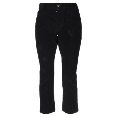ディースクエアード DSQUARED2 パンツ ブラック 40 コットン 98% / ポリウレタン 2% パンツ