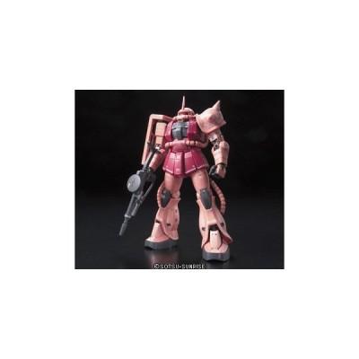 バンダイ 1/144スケール RG 「MS-06S シャア専用ザク」 (機動戦士ガンダム)