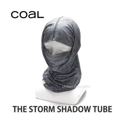 コール ザストームシャドウ チューブ COAL THE STORM SHADOW TUBE スノーボード バラクラバ フェイスマスク SNOW カラー:GRY サイズ:OS