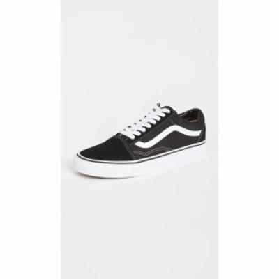 ヴァンズ Vans メンズ スニーカー シューズ・靴 Old Skool Sneakers Black/White