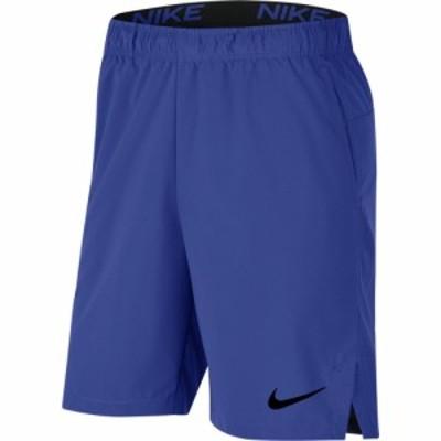ナイキ Nike メンズ フィットネス・トレーニング ショートパンツ ボトムス・パンツ Flex Woven Training Shorts 3.0 Game Royal/Black